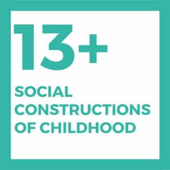 social constructions of childhood