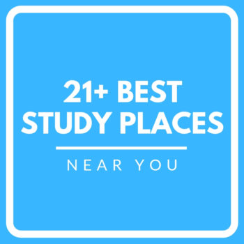 study places near me