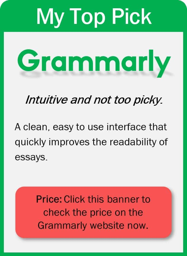 Grammarly review my top pick