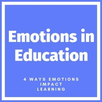 The importance of emotions in education