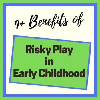 Benefits of outdoor risky play in early childhood