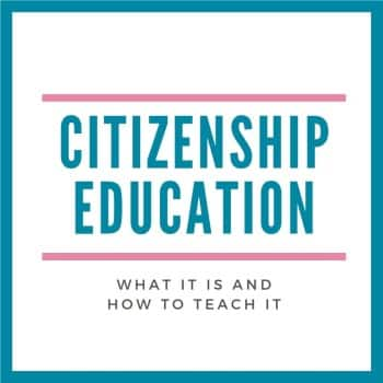 the importance of children's citizenship education