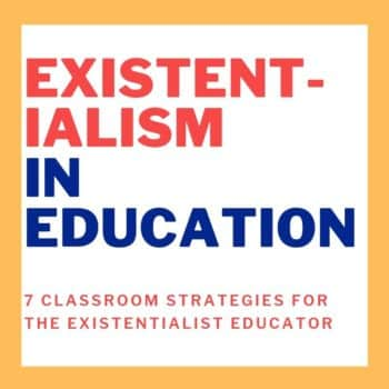 existentialism in education