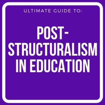 poststructuralism in education