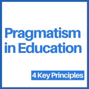 principles of pragmatism in education