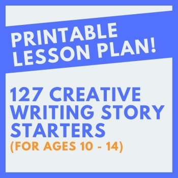 creative writing prompts and story starters for kids