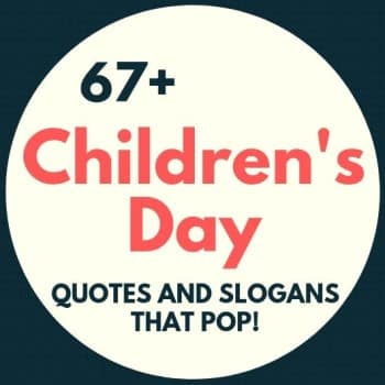 children's day quotes and slogans