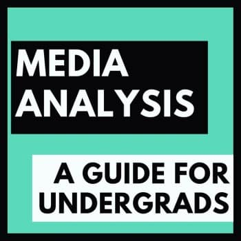 media analysis examples and definition