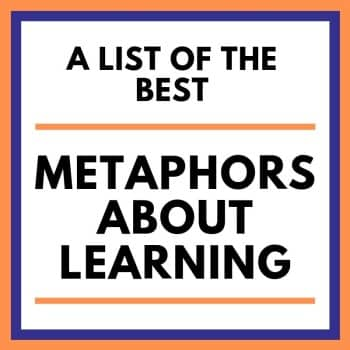 metaphors for learning