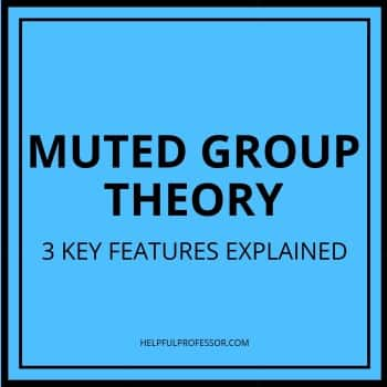 muted group theory: 3 key features