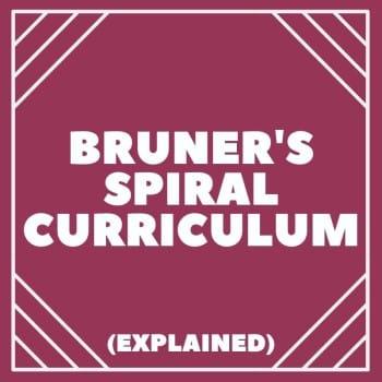 brunner spiral curriclum
