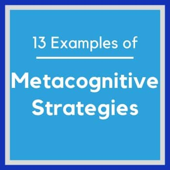 metacognitive strategies