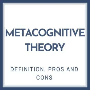 metacognitive theory