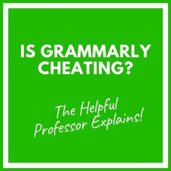 Is Grammarly Cheating?
