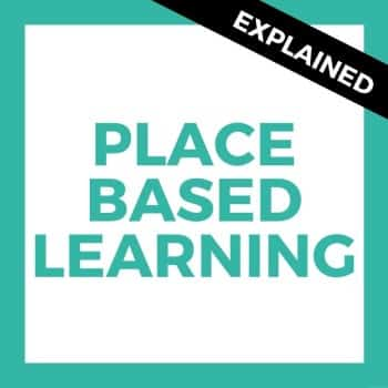 place based education