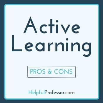 active learning advantages and disadvantages