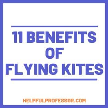 benefits of flying kites