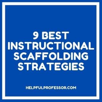 instructional scaffolding strategies that work!